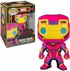 Funko Pop Marvel Black Light Figures 26