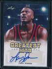 2016 Leaf Greatest Hits Basketball Cards 16