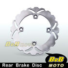 1x Solid Rear Brake Disc Rotor Fit Honda JAZZ 250 NSS MF04/MF06 01 02 03 04