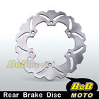 1x Solid Rear Brake Disc Rotor Fit Aprilia PEGASO 600 89 90