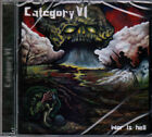 Category IV War Is Hell CD 2017 Power Heavy Metal New