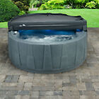 WEEKEND SALE 4 PERSON HOT TUB 20 JETS PLUG n PLAY WATERFALL 3 COLORS