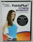 Weight Watchers DVD PointsPlus Fitness Workout Jennifer Cohen NEW