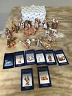 5 Inch Scale Fontanini Italian 16 pc Nativity Figurines 54492 New