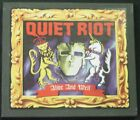 Quiet Riot - Alive And Well CD + 6 (2008, Deadline) 15 Tracks, Box, Sticker, Pin