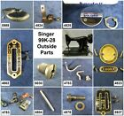 Singer Sewing Machine Model 99K Choose Your Parts Free Ship Over 25