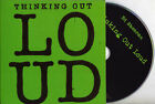 Ed Sheeran Thinking Out Loud Official UK CD Promo Very Rare In Card Sleeve