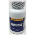 Prosvent Natural Prostate Health Supplement Reduce Urgency 1 Month Supply