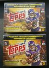 2013 TOPPS FOOTBALL (2) NEW FACTORY SEALED BLASTER BOXES HOPKINS BELL ROOKIE'S??