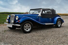 1978 SPARTAN 22 Roadster 20 Kit Car] Auf Ford Cortina Bas 96 PS Oldtimer