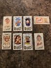 2018 Topps Allen And Ginter Mini Lot No Reserve