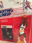 1988 Starting lineup Dale Ellis Seattle Supersonics Card figure toy SLU