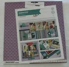 Basic Grey Scrapbooking Aurora Page of the Month kit