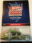 Ghostbusters Ecto 1 14th Annual Nationals 2014 Hot Wheels 1271 2600  READ
