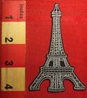 PARIS FRANCE EIFFEL TOWER Champ de Mars Travel Souvenir Patch 4 X 25 66C6