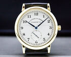 A. Lange and Sohne 206.021 1815 Gold Manual Wind EXCELLENT CONDITION W/ BOX!