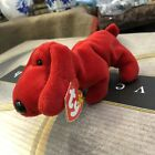 1996 Rover The Dog Tag Errors TY Beanie Baby Retired First Generation PVC
