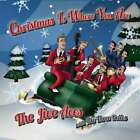 Jive Aces-Christmas is Where You Are CD Maxi  Very Good