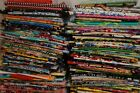 SCRAP LOT OVER 8 YARDS TOTAL STRIPS WoF REMNANTS 100 Cotton Quilt Fabric