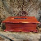 Vintage Cedar Hand Crafted Box/Maine State Prison Inmates/EXCELLENT!