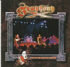 SYMPHONY X - LIVE ON THE EDGE OF FOREVER - 2 CD SET