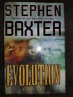 Evolution by Stephen Baxter Hardcover 2003 First Edition Sci Fi