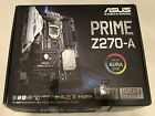 ASUS PRIME Z270 A LGA1151 Intel Motherboard Complete w All Accs