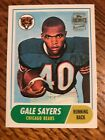 GALE SAYERS 2001 TOPPS ARCHIVES