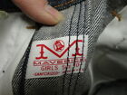NEVER USED WITH TAG DEAD STOCK VINTAGE BLUE BELL MAVERIC JEANS MADE IN USA 10