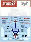 STUDIO27 1/12 YZR-M Team Tech3 #52 Rd.6-17 2008 for TAMIYA DC853 Decal