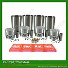 Liner Kit Set STD for KUBOTA V1512 Liner+Piston+Piston Ring+Pin Bush x 4