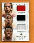 Derrick Rose Rookies Cards Guide Checklist 18