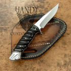 HANDY CUSTOM MADE D2 TOOL STEEL BLADE TACTICAL SURVIVAL HUNTING KNIFE