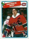 Patrick Roy Cards, Rookie Cards and Autographed Memorabilia Guide 34