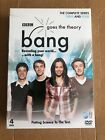 Bang Goes the Theory The Complete Series 3  4 DVD