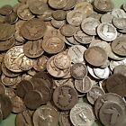 1 Face Value Silver Mixed Lot of Halves Quarters Dimes  Silver Nickels Lot