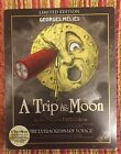 Georges Melies A TRIP TO THE MOON Blu Ray  DVD  Steel Book Ltd Ed LIKE NEW