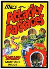 2018 Topps Wacky Packages Mars Attacks Trading Cards 11