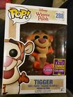 Funko Pop Winnie the Pooh Tigger Flocked 2017 SDCC Summer Exclusive 288