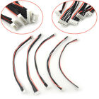 2S 3S 4S 6S 1P RC lipo battery balance charger plug Cable 22 AWG Silicon Wire JK