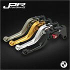 JPR - BMW HP2 ENDURO 2005-20008 - BRAKE+CLUTCH SHORT LENGTH LEVER SET - JPR-18