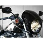 Black Front Headlight Fairing for Harley Davidson Dyna Sportster 1200 883 FX/XL