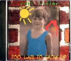 Too Late To Grow Up by Jeff Lefler   Folk Rock    12 Songs  Brand New And Sealed