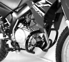 Yamaha XT 125 R/X Engine Guard Black BY HEPCO AND BECKER