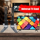 32 65inch Adjustable Universal TV Stand Table Top Mount Base LCD Flat Screen