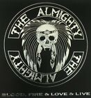 The Almighty - Blood, Fire and Love and Live CD2 Bad Reputation NEW
