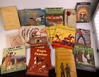 Lot of 20 Vintage Native American Childrens Books 1930s 50s 60s 9 Pamphlets