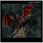 World of Warcraft Flaring Neltharion Full Painted Statue In Stock
