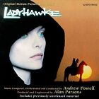 LadyHawke Movie Original Motion Picture Soundtrack (CD, 1995, GNP CRESENDO)
