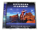 CD: Jefferson Starship - Windows of Heaven (1999, CMC International) BG2 86265